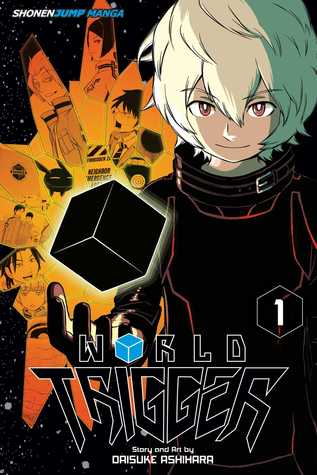 Manga Review: World Trigger (1/5)