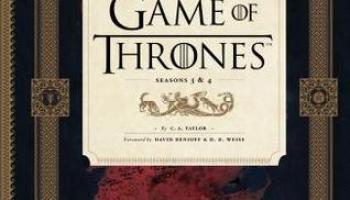 Achter de schermen van HBO's Game of Thrones (seizoen 3 & 4) – C.A. Taylor