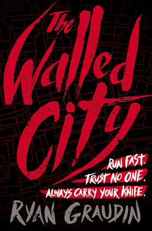 Blog Tour: Book Review: The Walled City
