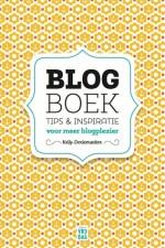 Blogboek (Kelly Deriemaeker)