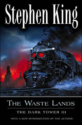 Book Review: The Waste Lands (The Dark Tower #3) by Stephen King