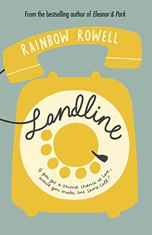AUS Giveaway & Review: Landline by Rainbow Rowell