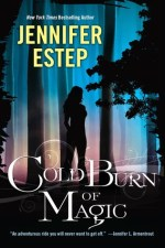 Book Review: Jennifer Estep's Cold Burn of Magic