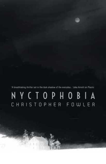 Nyctophobia Cover - for the Nyctophobia Review on Sci-Fi & Scary