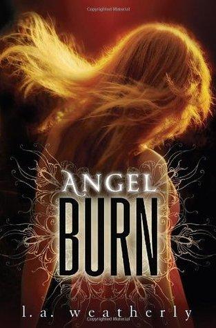 {Trailer+Giveaway} Angel Burn by @LA_Weatherly