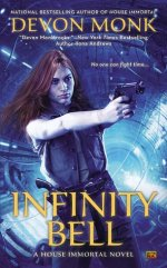 {ARC Release Day #Review +Giveaway} Infinity Bell by @DevonMonk