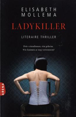 Ladykiller Boek omslag