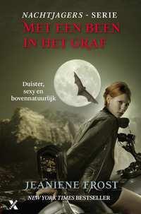 Met een been in het graf – Jeaniene Frost (Nachtjagers #2)