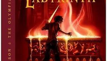 The Battle of the Labyrinth (Percy Jackson and the Olympians #4) – Rick Riordan