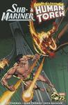 Sub-Mariner & the Original Human Torch