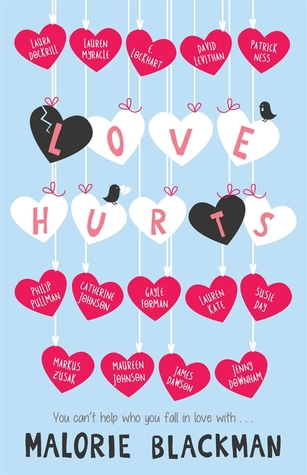 The Boring Index: Love Hurts by Malorie Blackman — Bored to