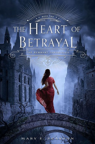The Heart Of Betrayal by Mary E. Pearson   Book Review