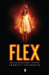 Flex ('Mancer, #1) for Sci-Fi & Horror Blind Grabs
