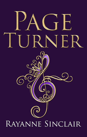 Review: Page Turner by Rayanne Sinclair