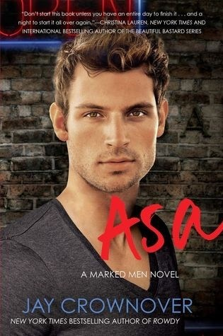 Release Day Launch incl. excerpt & giveaway:  Asa (Marked Men #6) by Jay Crownover