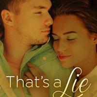CLP Book Blitz: That's A Lie by Victoria Klahr