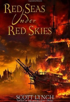 #Printcess review of Red Seas Under Red Skies by Scott Lynch