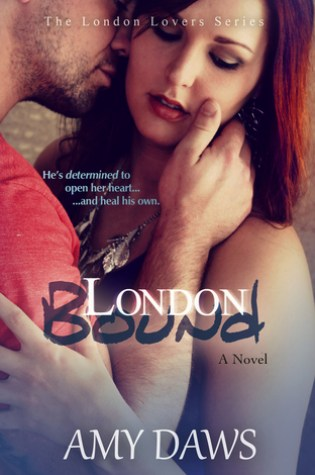 REVIEW:  London Bound by Amy Daws