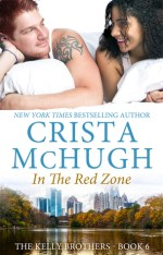 Review:  In the Red Zone – Crista McHugh