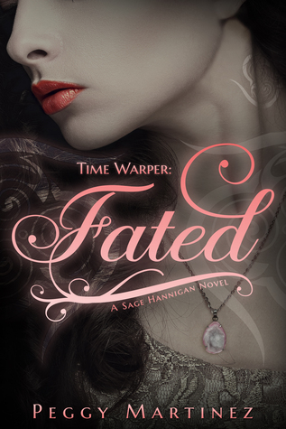 Book Blitz + Giveaway: Time Warper: Fated by Peggy Martinez