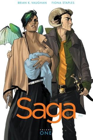 Saga Volume 1 & 2 Reviews: Expect the Unexpected