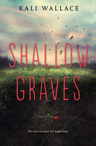 Shallow Graves by Kali Wallace Blog Tour