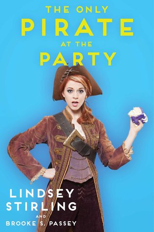 The Only Pirate At The Party Book Cover
