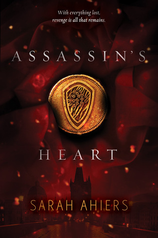 Fantasy Reviews #4: Assassin's Heart & Promise of Shadows (by Bec)