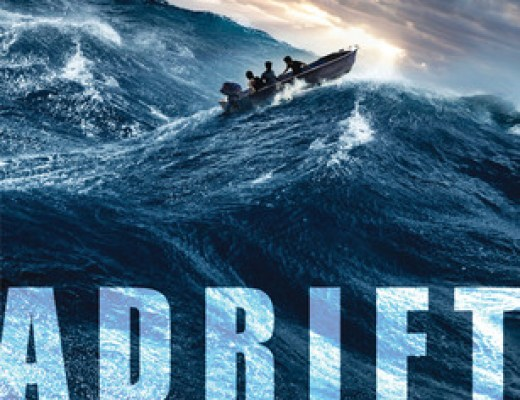 Review: Adrift by Paul Griffin