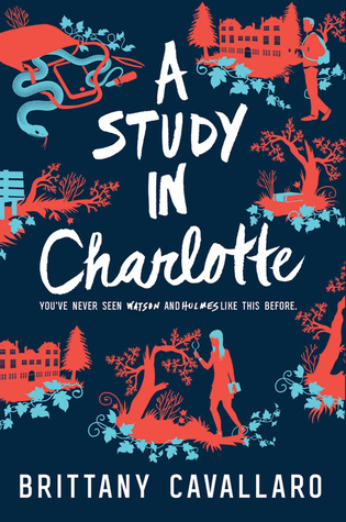 Mini-Reviews: The Inside of Out, A Study in Charlotte, For the Record, The Steep and Thorny Way
