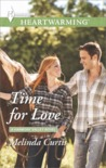 Time for Love (Mills & Boon Heartwarming) (A Harmony Valley Novel - Book 5)