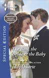 The Boss, the Bride & the Baby (Brighton Valley Cowboys)