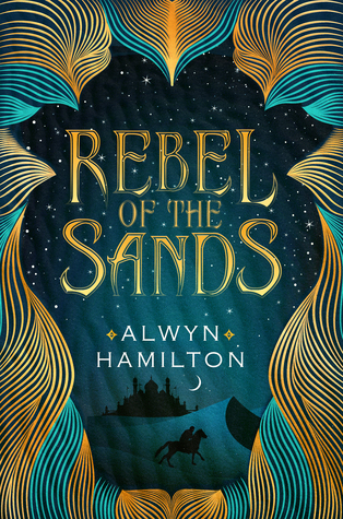Book Review: Rebel of the Sands