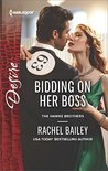 Bidding on Her Boss (The Hawke Brothers)