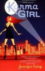 Book Review: Jennifer Estep's Karma Girl
