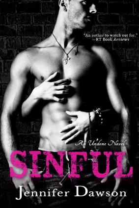 Sinful Book Cover