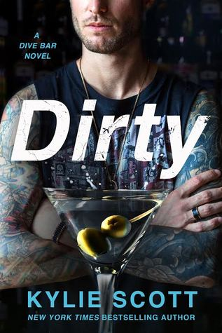 ARC Review: Dirty (Dive Bar #1) by Kylie Scott