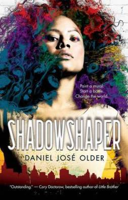 cover of shadowshaper