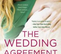 Review:  The Wedding Agreement by Elizabeth Hayley