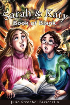 Sarah & Katy and the Book of Blank - Writing for the double audience