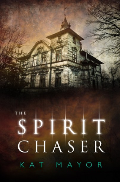 The Spirit Chaser Cover for use in The Spirit Chaser Review on Sci-Fi & Scary