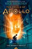 The Hidden Oracle (The Trials of Apollo, #1)