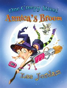 One Creepy Street: Annica's Broom
