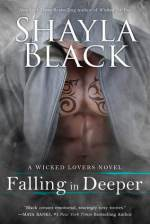 Review:  Falling In Deeper by Shayla Black