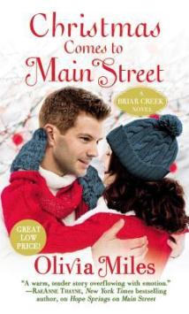 Christmas Comes to Main Street (Briar Creek, #5)