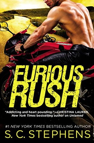 TEASER EXCERPT & GIVEAWAY:  Furious Rush by S.C. Stephens