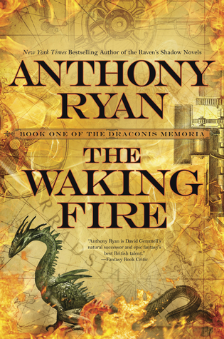 The Waking Fire Giveaway