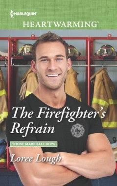 The Firefighter's Refrain (Those Marshall Boys, #3)