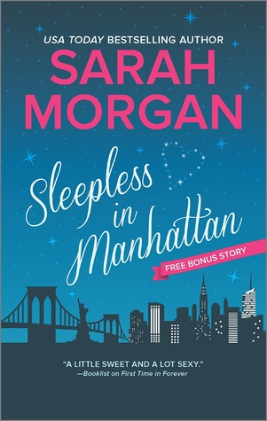 Review: Sleepless in Manhattan by Sarah Morgan