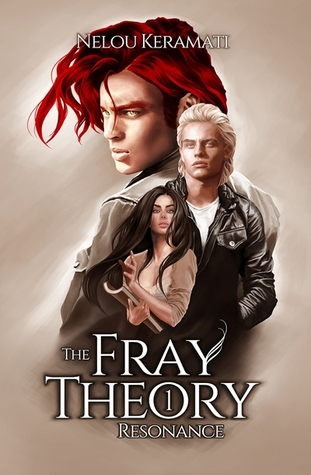 The Fray Theory: Resonance by Nelou Keramati | reading, books